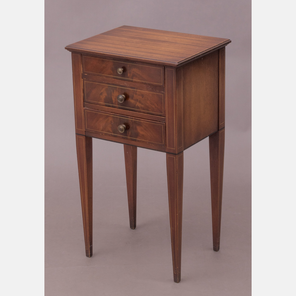 A Diminutive Federal Style Side Table