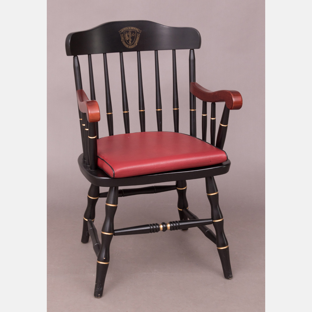 A 'Case Western Reserve' Armchair