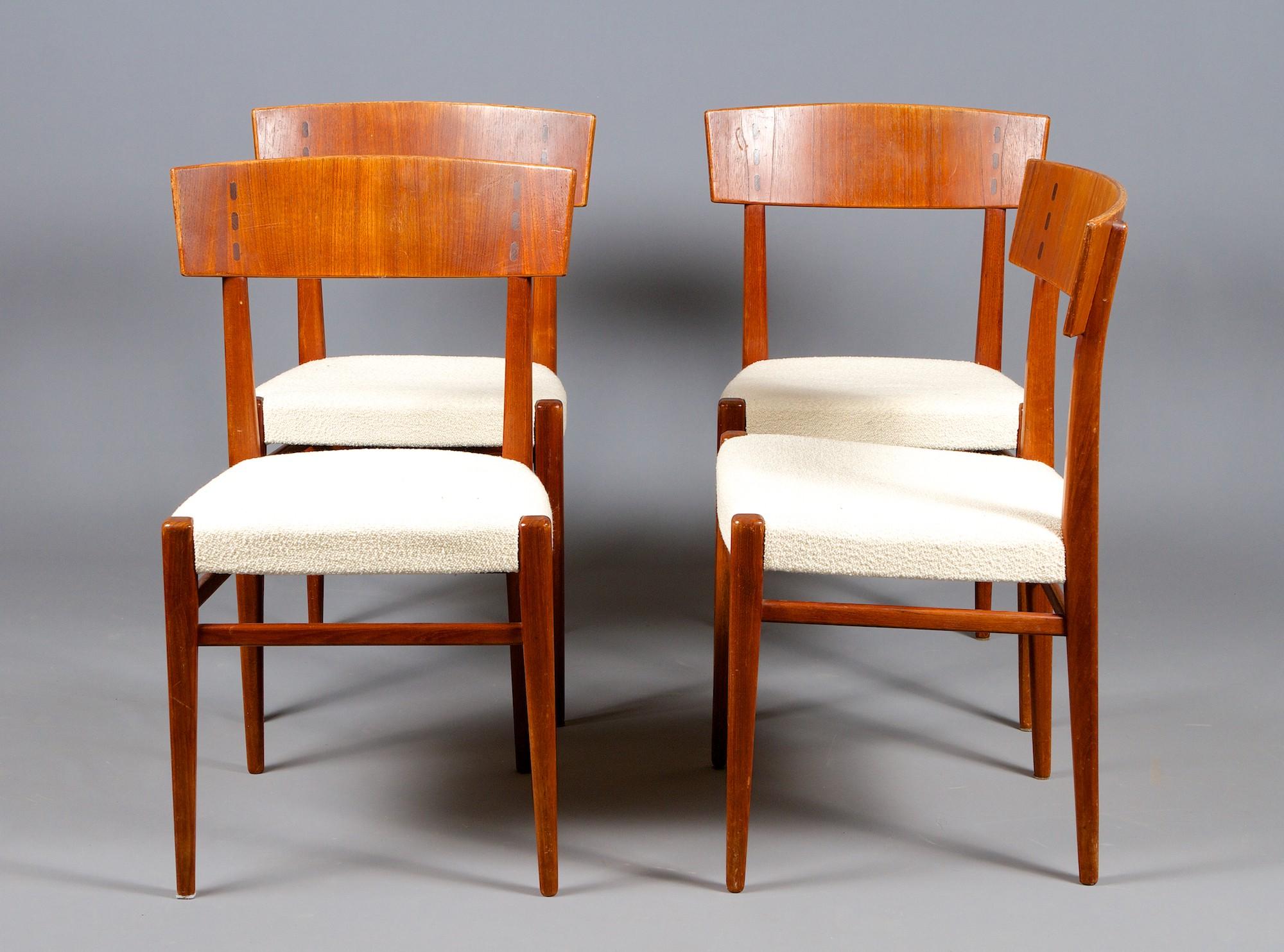 Chairs, 4 pcs