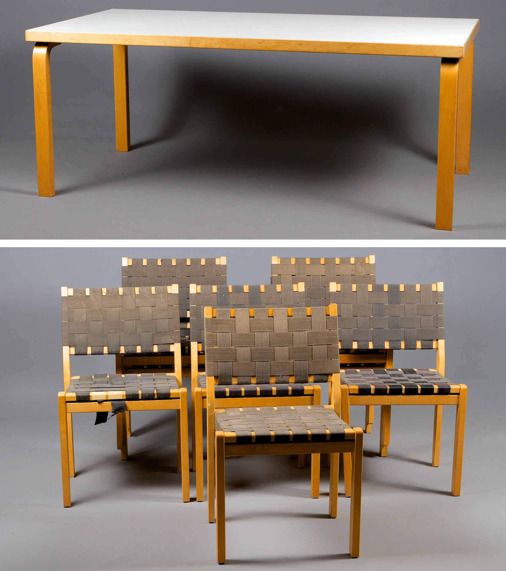 set table, chair