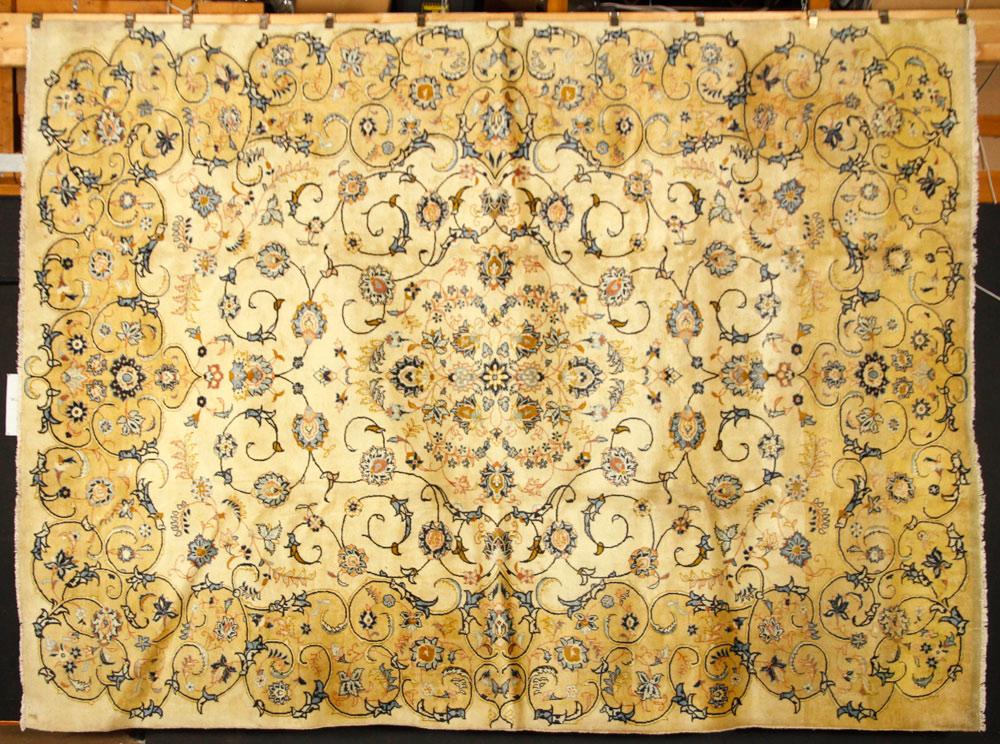 Royal Keshan carpet