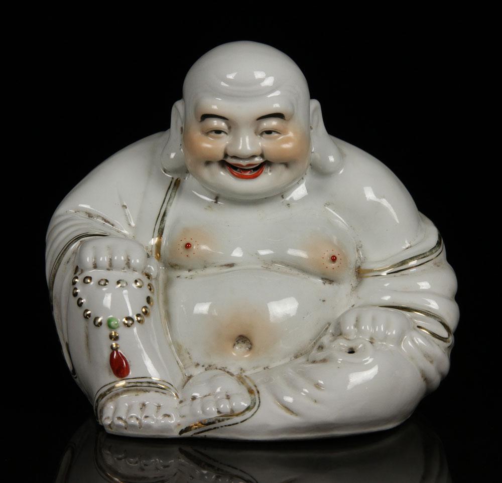 Chinese Maitreya Buddha bank