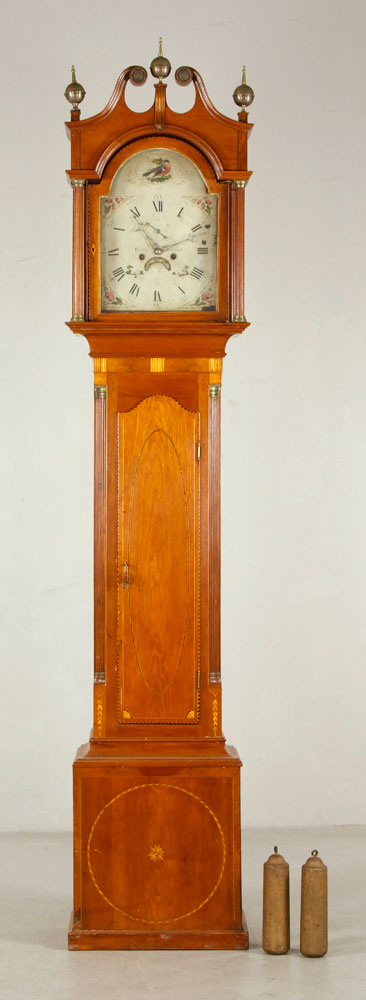 Flavel Bingham tall clock