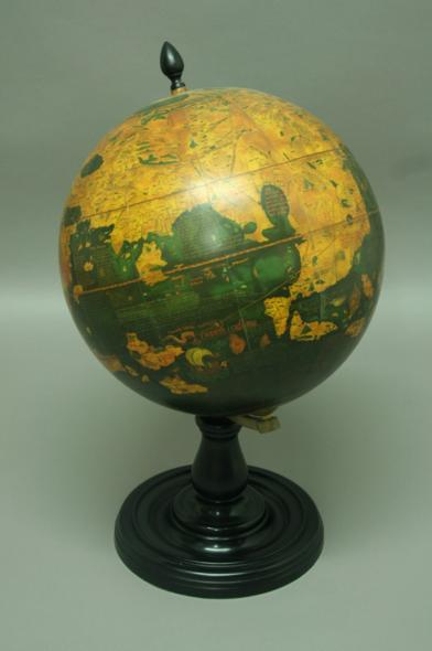 A GREAVES AND THOMAS TERRESTRIAL GLOBE