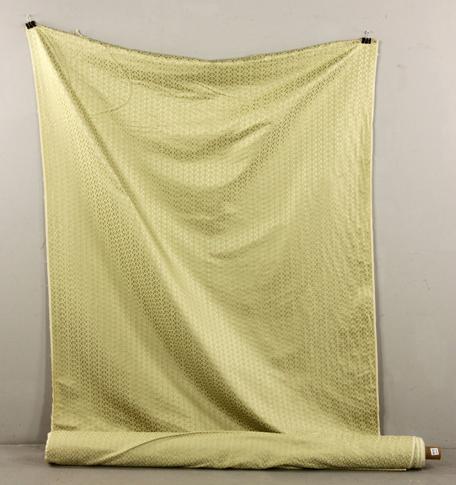 Scalamandre silk damask, twenty yards