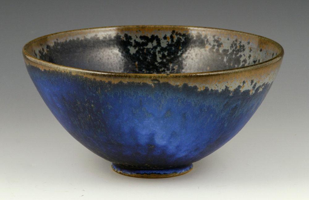 Studio pottery bowl