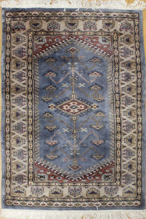 Petit tapis en laine