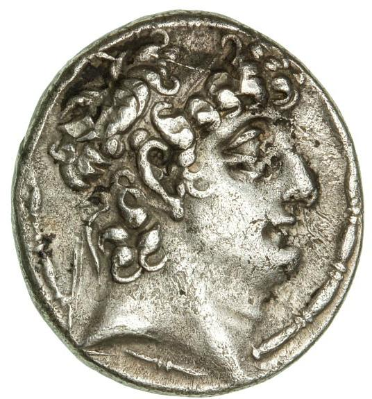 Ancient Greece, Seleucid Empire, Philippos I Epiphanes Philadelphos, 89-83 BC, Tetradrachm, 15,78 g, SNG Cop 425ff