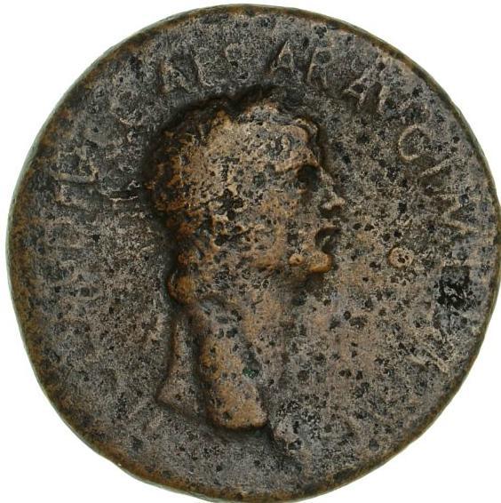 Roman Empire, Claudius, 41-54, Sestertius, 24.33 gr, RIC 99