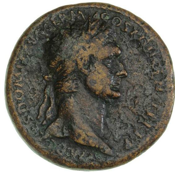 Roman Empire, Domitian, 81-86, Sestertius, 88-89, 24.54 g, RIC² 633, C 313