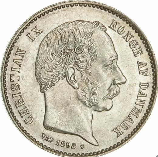 1 kr 1898 VBP, H 14B