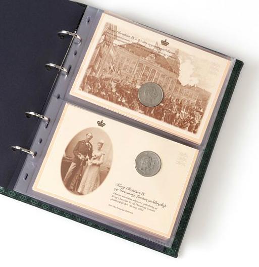 Comm. 1888 - 1972 complete 16 pcs. (in album)