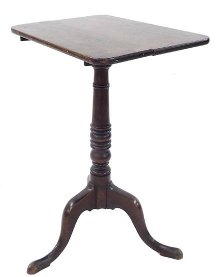 Edwardian walnut octagonal occasional table, fitted with a galleried undertier