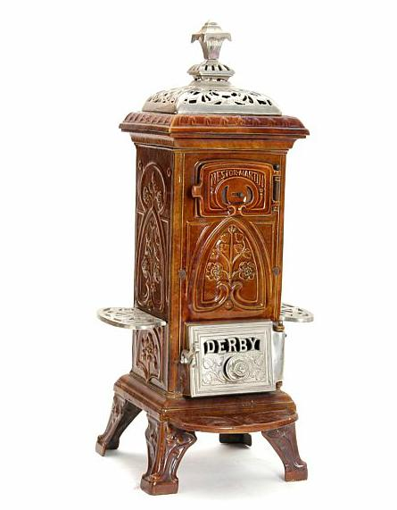 Nestor Martin Derby cast iron stove