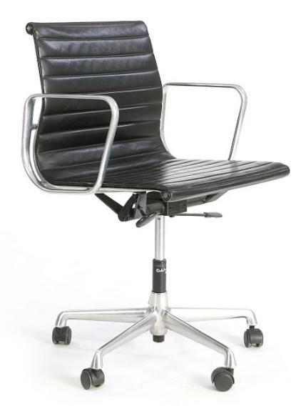 Aluminium Group Side Chair