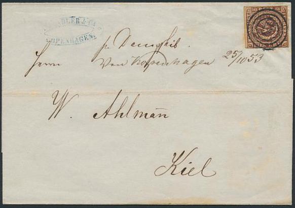 1853. 4 RBS Thiele II, blackbrown