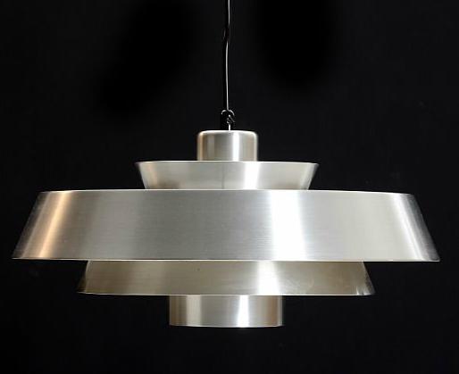 """""""Nova"""". Aluminium pendant"""