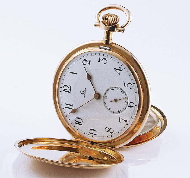 Pocket watch, male, OMEGA