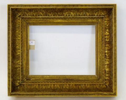 A French Gilt Composition Frame