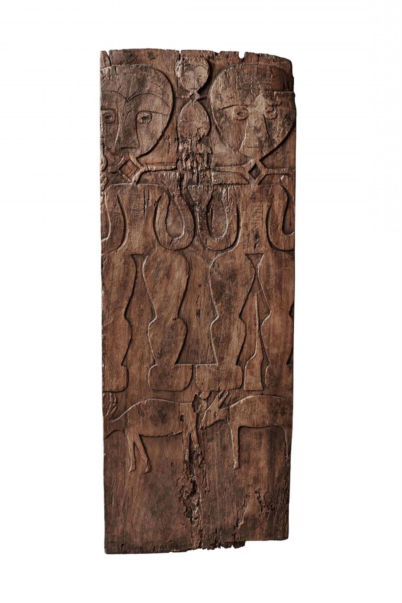 A PAIWAN HOUSE PANEL