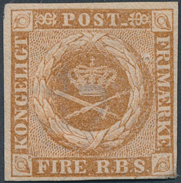1854. 4 RBS Thiele III, greybrown