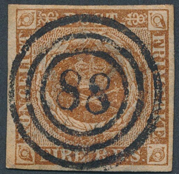 1854. 4 RBS Thiele III, yellowbrown