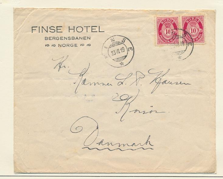 Norway. 1942-1968. Samll coll. FDC's incl. better