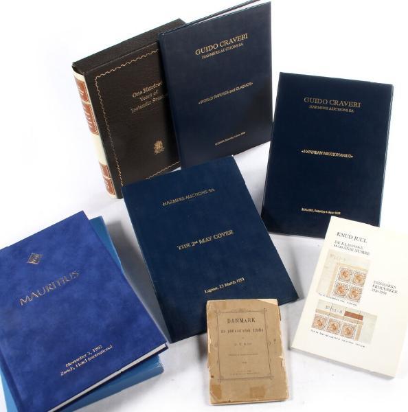 Literature. En Philatelistisk Studie af O.V. Riise