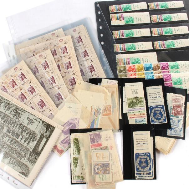 Israel. Lot older stamps