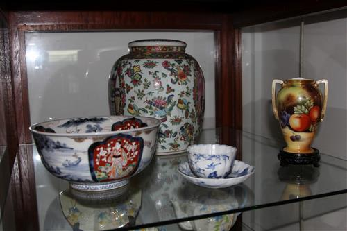 Chinese & Japanese Ceramics