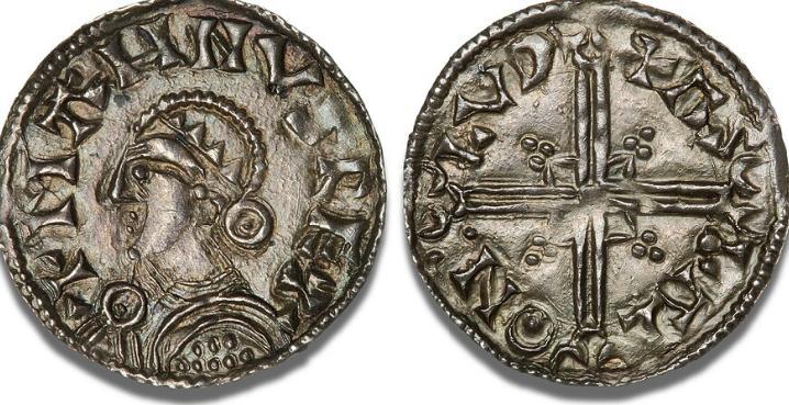 Lund, penning, Hbg. 5, CJB M4/53, Hbg. auk. 681, LEB 1598
