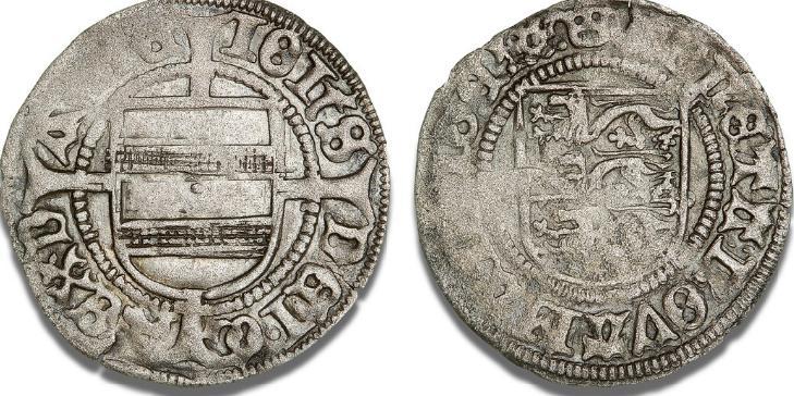 Søsling u. år, Malmø, G 30, S 98, ex. Hbg. auk. 2954, ex. Ernst II, 461, ex. Zinck I, 25