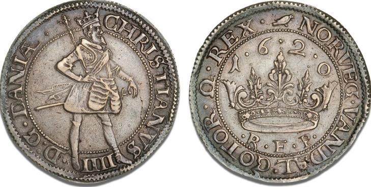 Krone 1620, H 106C, S 39, Sieg 84.12, Dav. 3516