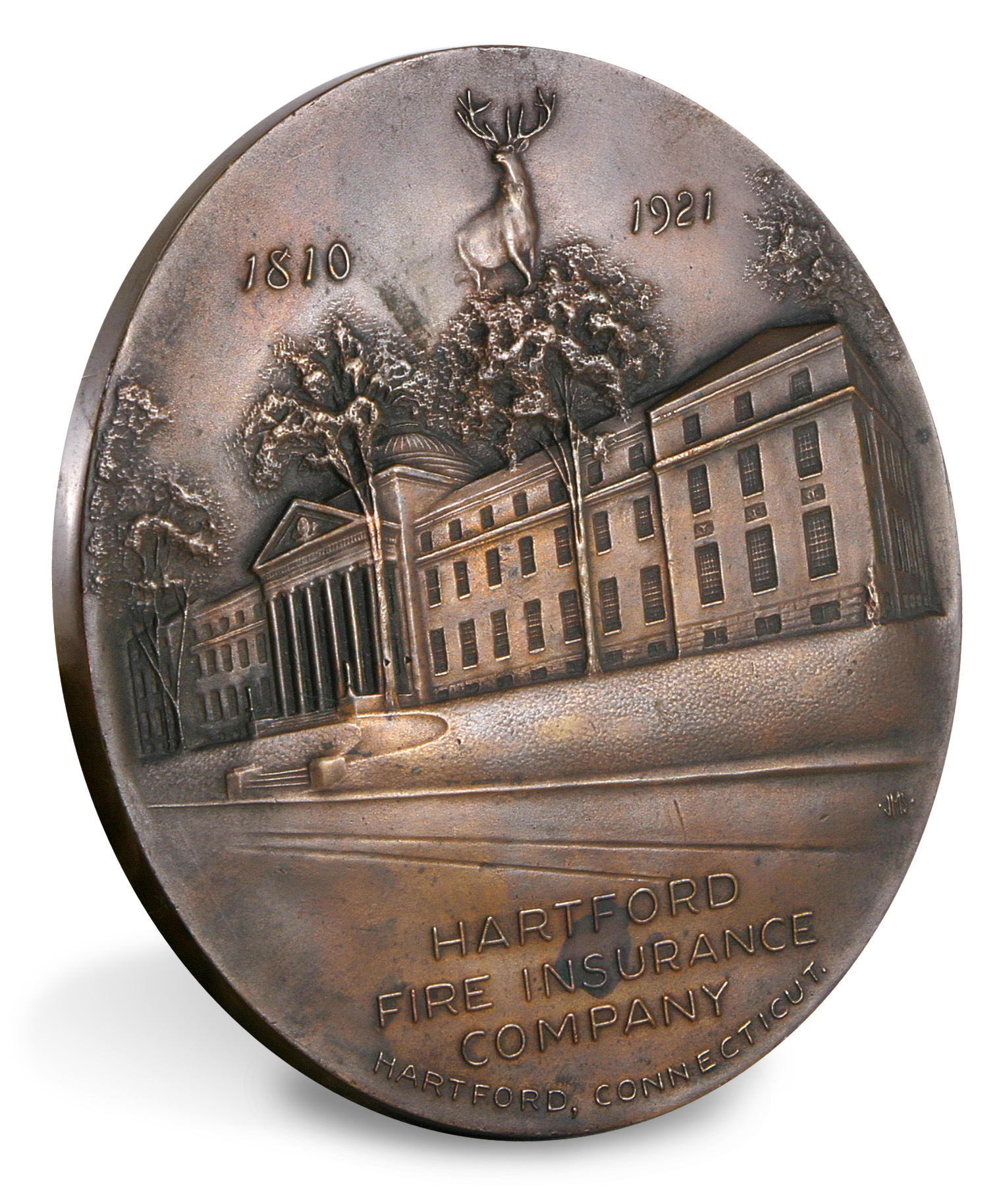 HARTFORD FIRE INSURANCE COMPANY PAPERWEIGHT