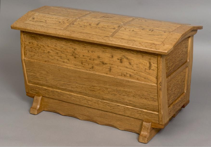 COTSWOLD SCHOOL BLANKET BOX