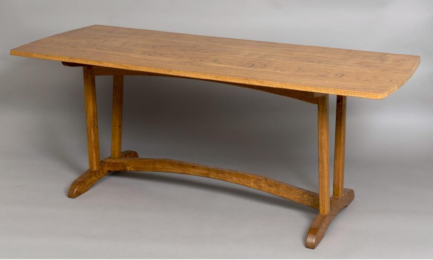 COTSWOLD SCHOOL DINING TABLE