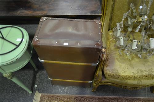 Timber Bound Suitcase