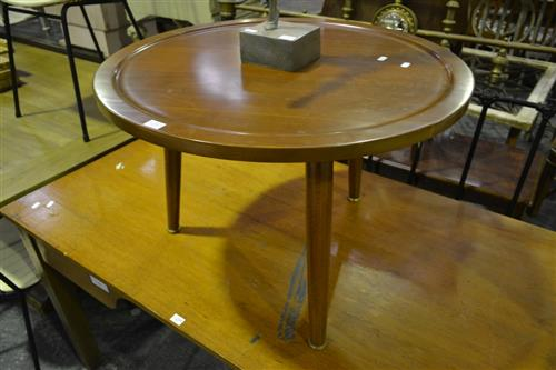 Circular Occasional Table