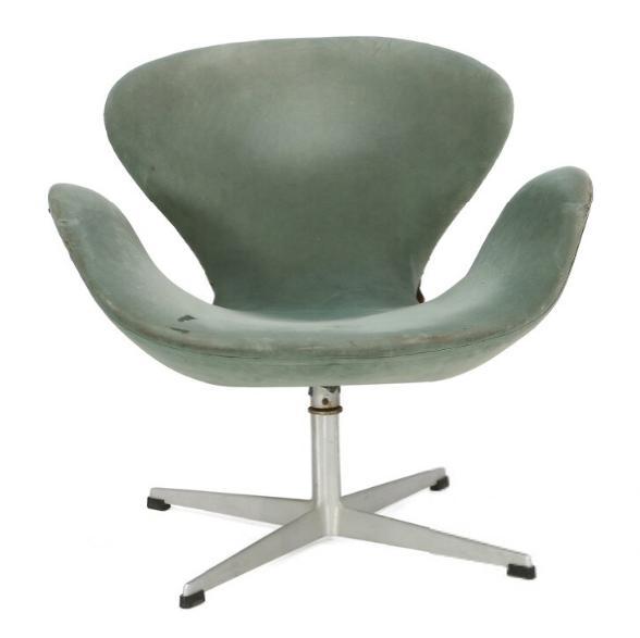 """""""Swan chair""""."""