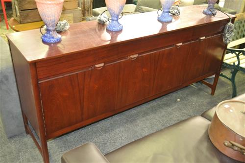 Nathan 'Caspian' Rosewood Sideboard