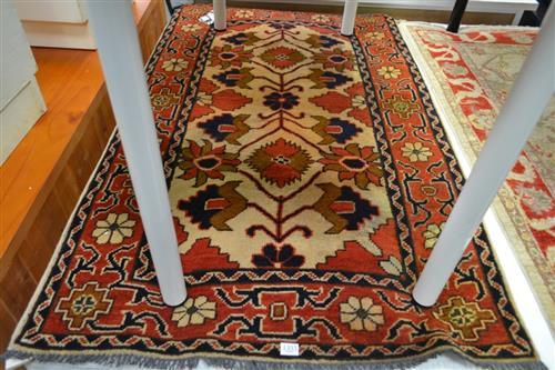 Persian Kashan (134x81cm)