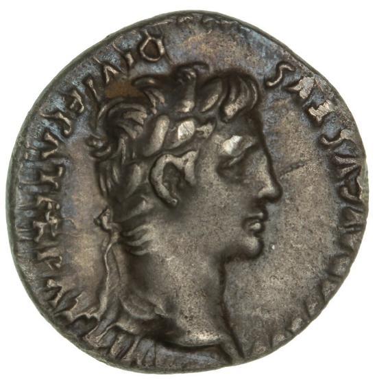 Roman Empire, Augustus, Denarius, 2 BC - 14 AD, 3.86 G