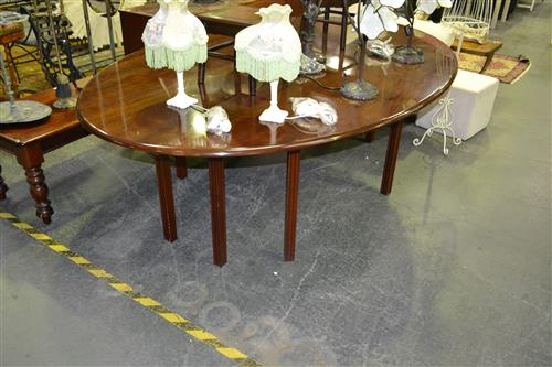 Large Drop Leaf Table