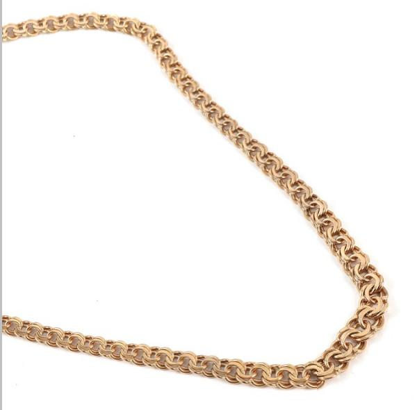 A 14k gold nnecklace
