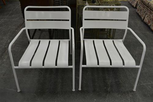Pair of Pool Chairs