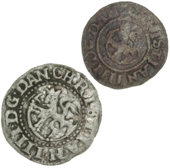 Norway, Christian IV, 2 skilling 1646, NMD 132