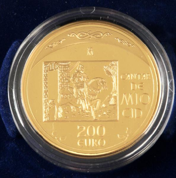 Spain, 200 Euro 2007, F 418