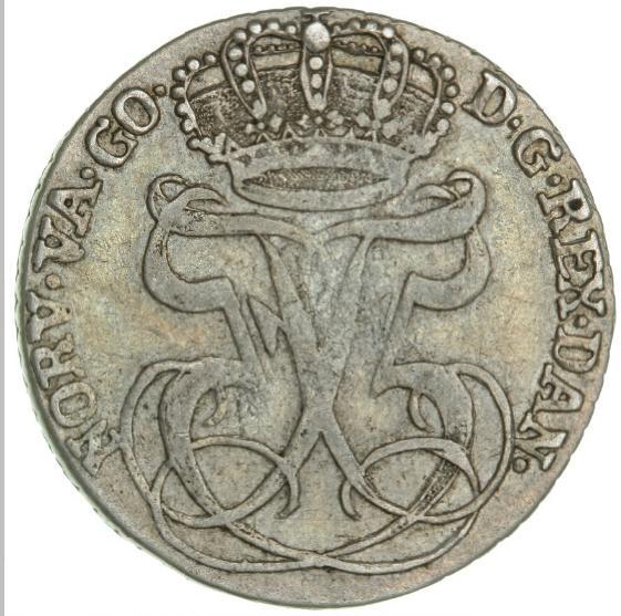 Norway, Frederik V, 24 skilling 1747, NMD 4, H 2A