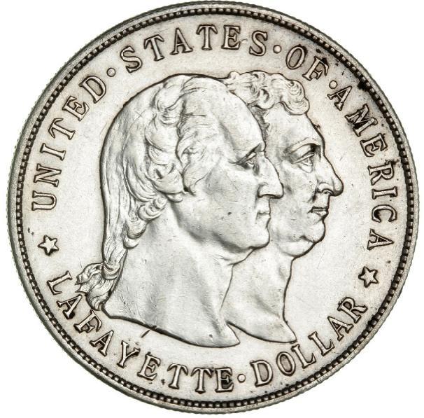 USA, Lafayette Dollar 1900, KM 118, VF+