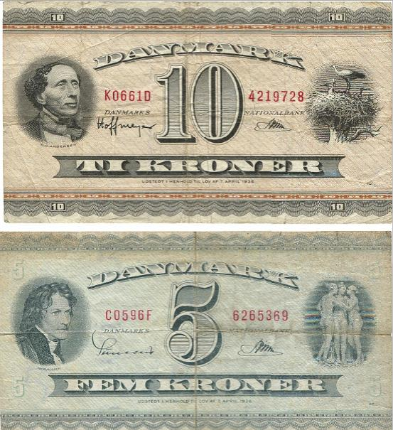 500 kr 1967 A1, no. 0962732, Sunesen